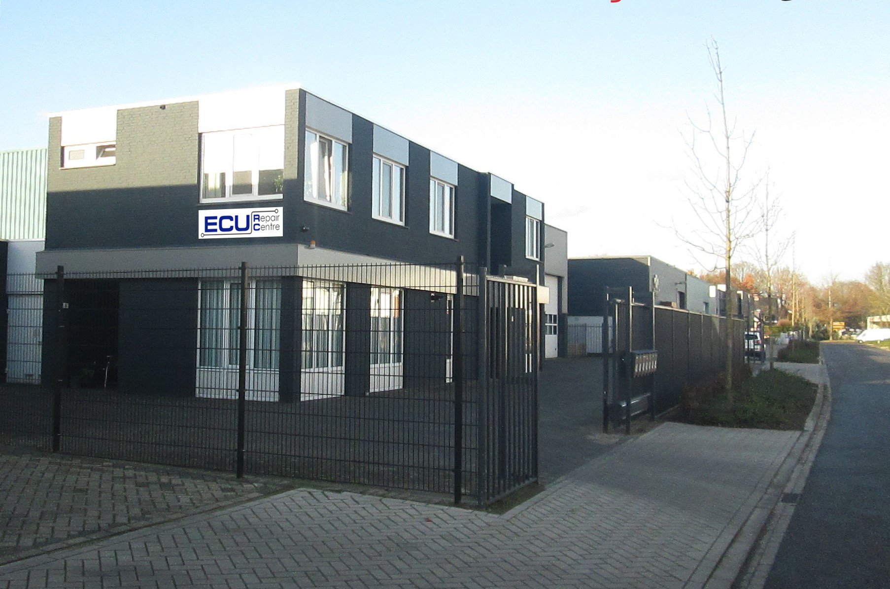 About us ECU Repair Centre Helmond Netherlands